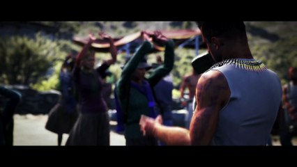 Trailer gameplay E3 2016 de Tom Clancy's Ghost Recon : Wildlands
