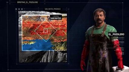 Gameplay Coopération à 4 joueurs - E3 2016 de Tom Clancy's Ghost Recon : Wildlands