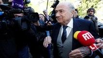 Tricherie à l'UEFA, les folles révélations de Sepp Blatter