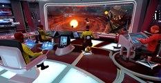 STAR TREK - Bridge Crew VR Game Reveal - w/Star Trek Alums - E3 2016