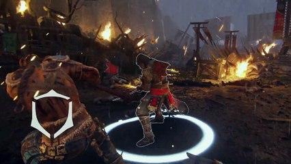 Trailer gameplay mode solo E3 2016 de For Honor