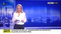Yvelines: Un policier tué de 9 coups de couteau - Le meurtrier est entré dans le domicile du policier et pourrait avoir