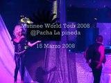 Matinee World Tour 2008 @Pacha La Pineda 15 Marzo 1/3