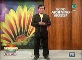 [Good Morning Boss] Performing Live: Nilo De Castro [02 23 16]