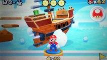 Lets Play Super Mario 3D Land Part 17 - World 4-1