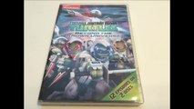 Critique DVD Teenage Mutant Ninja Turtles - Beyond The Known Universe