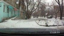 Из Березников в Пермь и обратно за 20 минут.