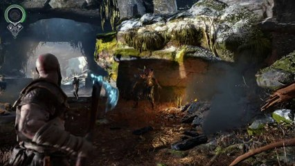 Annonce à l'E3 2016 de God of War