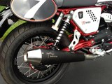 Moto Mouth Moshe Episode #3: Agostini Mandello Exhausts for Moto-Guzzi Motorcycles