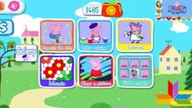 Peppa Pig's Mini Games Connect the dots Best App Demos for Kids Peppa Pig Mini Games