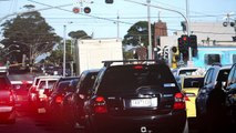 Winter works to remove level crossings on the Frankston line in Melbourne