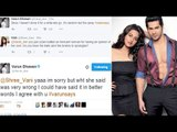 Sonakshi Sinha & Varun Dhawan Trolled by Fans on Twitter