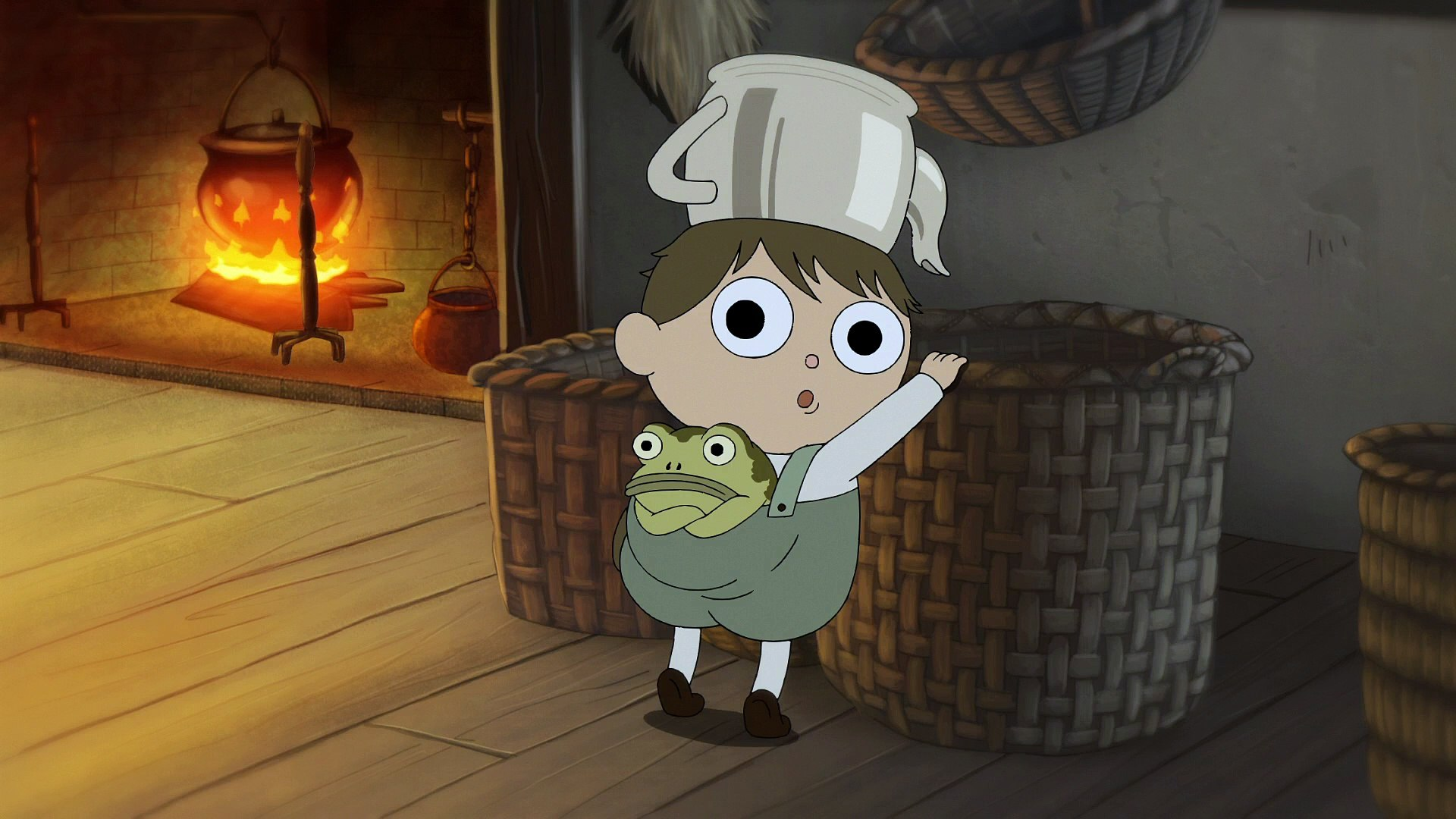 Over The Garden Wall Episode 7 Chapter 7 The Ringing Of The Bell Hd