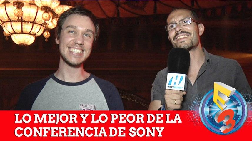 E3 2016 - Lo mejor y lo peor de la conferencia de Sony