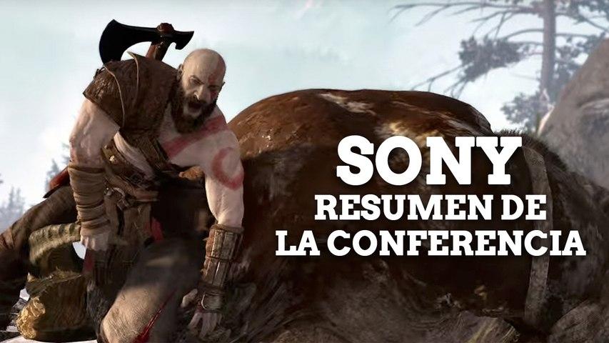 E3 2016 - Sony