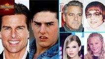 Celebrities Then & Now   Taylor Swift, Khloe Kardashian   Hollywood Asia