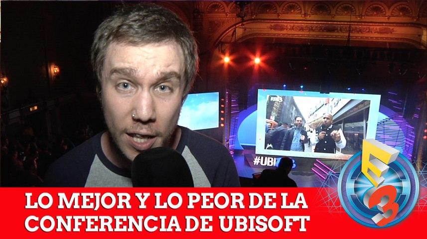E3 2016 - Lo mejor y lo peor de la conferencia de Ubisoft