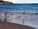 School holidays Bondi beach Sydney 10 to 20 July 2014