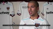 West Ham ⚒ : Interview Feghouli