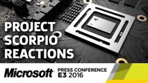 Project Scorpio  - E3 2016 GameSpot Post Show