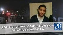 Policiers tués dans les Yvelines: Ce que l'on sait de Larossi Abballa