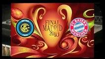 A Batalha Final - Internacionale x Bayern Munich - 22 de Maio no Santiago Bernabeu em Madris