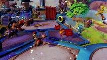 E3 Sony : Official Skylanders Imaginators Crash Bandicoot Trailer