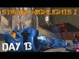 Halo MCC - Stream Highlights 2 [Halo Day 13] (Halo MCC Gameplay)