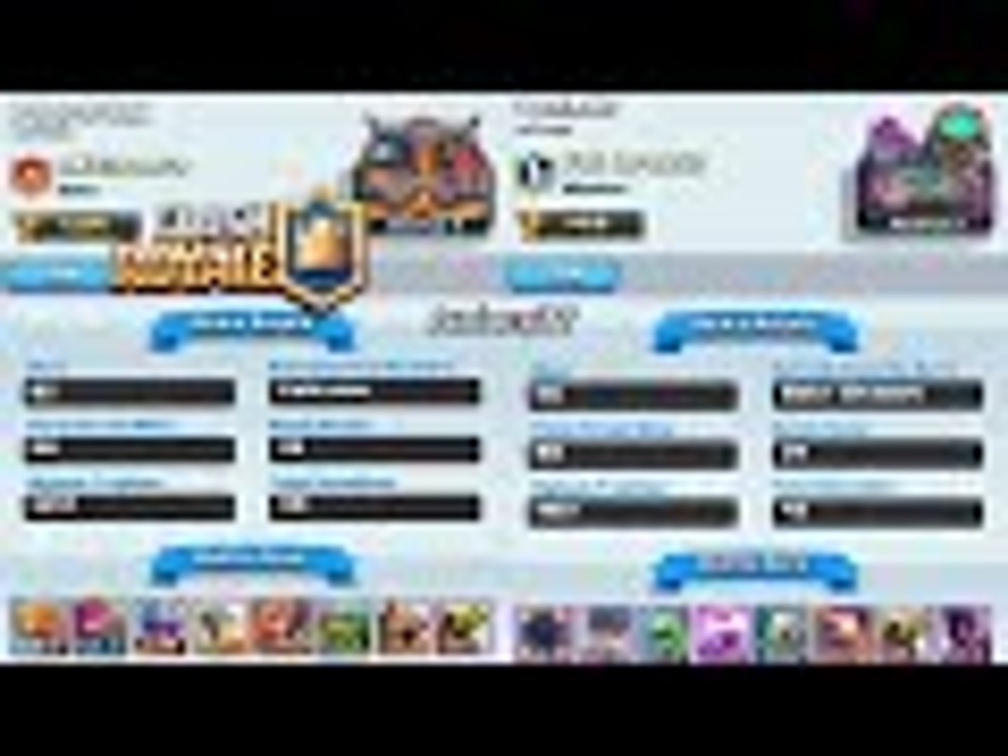 Clash Royale ios y android #13| New Serie Ataques a Jugadores TOP MUNDIAL