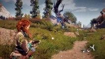 Horizon Zero Dawn Gameplay E3 2016 Playstation 4 Sony Press Conference PS4