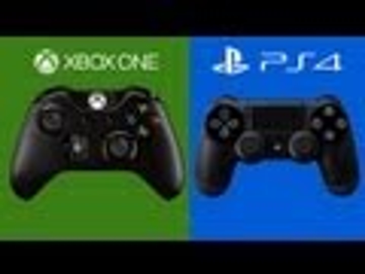 The Xbox one and PS4 Thoughts