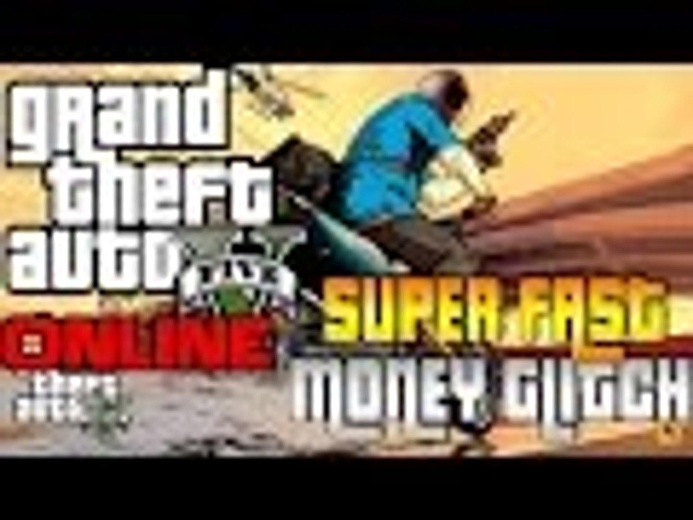 Gta 5 Super Fast Money Glitch update 1.33/1.34