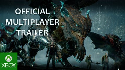 Scalebound Xbox E3 Briefing 2016