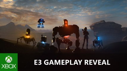 ReCore E3 Gameplay Trailer
