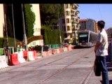 Tramway de nice par jean luc arsene juillet 2007