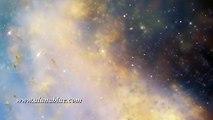 Galaxy 003 HD, 4K Space Stock Footage