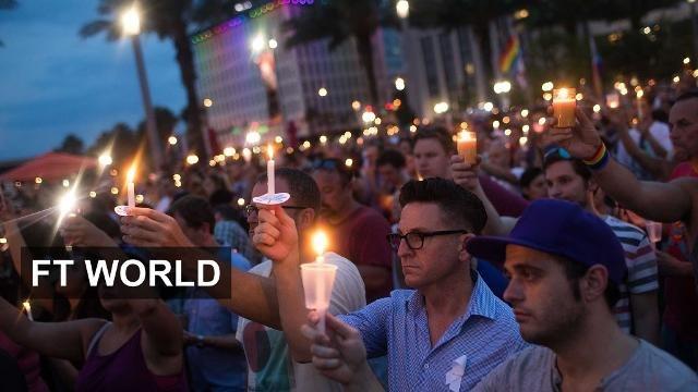 America mourns Orlando victims