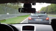 207 Le Mans crash @ Nürburgring 29 05 2012   7 seconds Nürburgring tribute