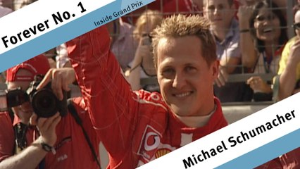 Forever Number One – Michael Schumacher