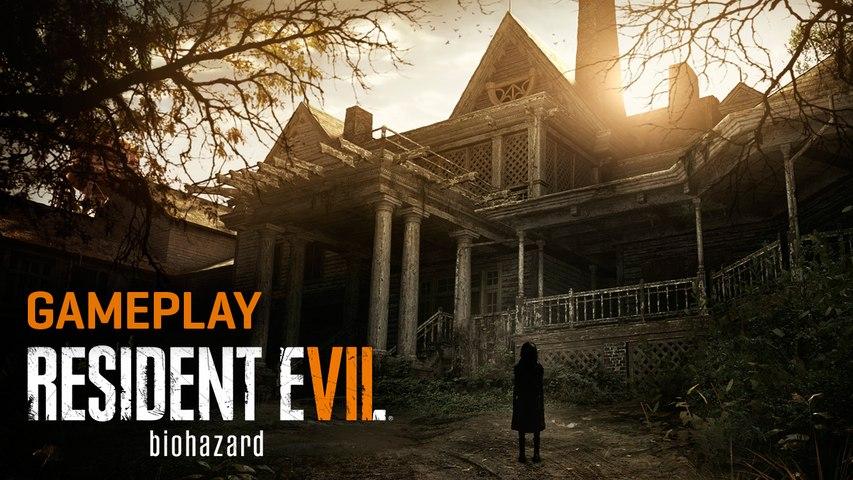 Resident Evil 7 Biohazard gameplay de la demo