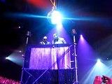 Les enfoirés 2010 - Garou et Obispo font leur show - Nikaia, Nice - 28 janvier 2010