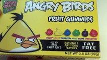 Je vous ai apporté des bonbons N°23 unboxing de Bonbons Angry Birds 2 of 4