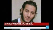 Double meurtre en France revendiqué par le groupe État islamique: Les détails du procureur F. Molins