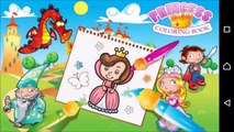 Princess Coloring Book - Coloring games for girls - Android apps for girls