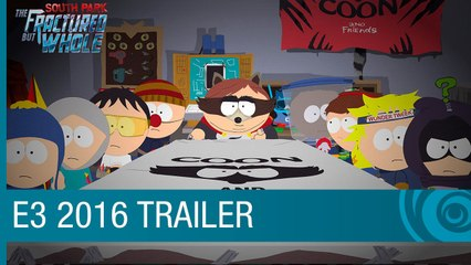 South Park  The Fractured But Whole Trailer – E3 2016 [US]
