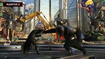Injustice - Les Dieux sont parmi nous 2 : Gameplay E3 2016