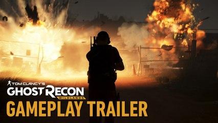 Tom Clancy's Ghost Recon Wildlands - Trailer di gioco  Battaglia per i territori selvaggi - E3 2016
