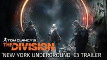 Tom Clancy's The Division - Underground E3 Trailer [IT]