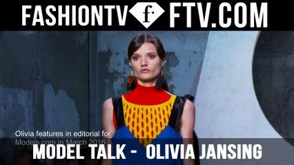 Models Spring/Summer 2016 - Olivia Jansing   FTV.com
