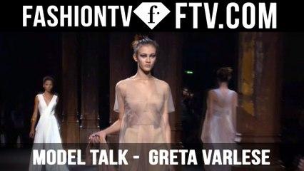 Models Spring/Summer 2016 - Greta Varlese   FTV.com